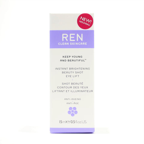 REN Clean Skincare Keep Young and Beautiful Instant Eye Lift , 15 ml / 0.5 oz - Psyduckonline