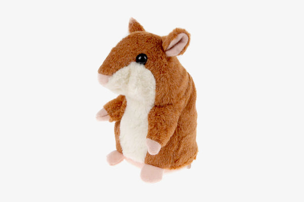 TronEra™ Talking Hamster Plush Toy