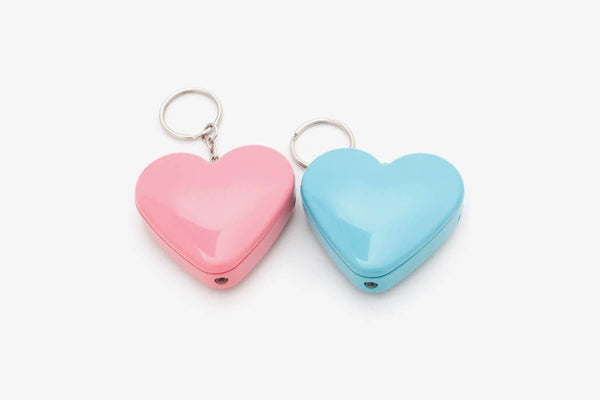 Heart-Shaped Rechargable USB Lighter - Phonebibi