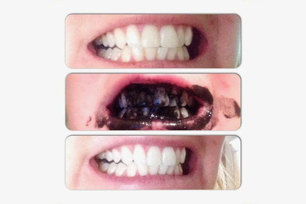 Natural Charcoal Whitener Toothpaste