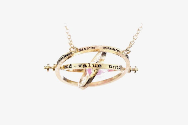Time Machine Necklace