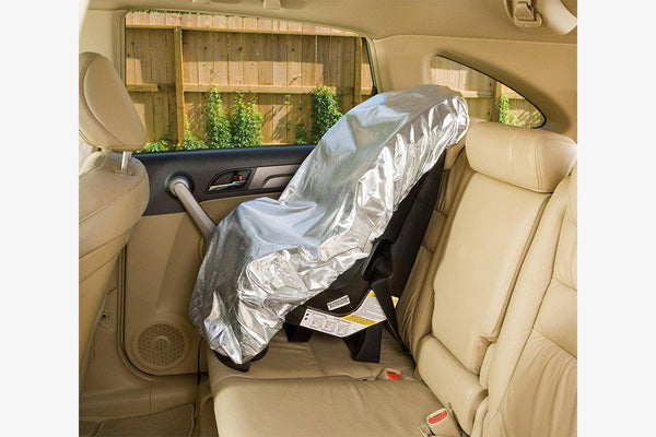 Car Seat Sun Shade - Phonebibi
