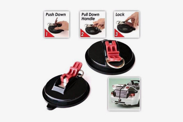 Car Suction Pad - Phonebibi