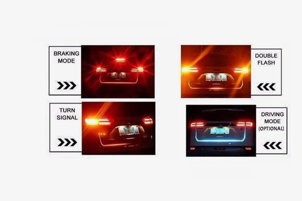Universal LED Signal Tail Light