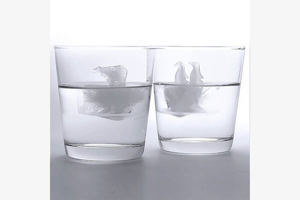 Polar Ice Molds (Set of 2)