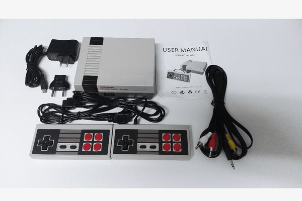 TronEra™ Ultimate Retro 500 Gaming Console