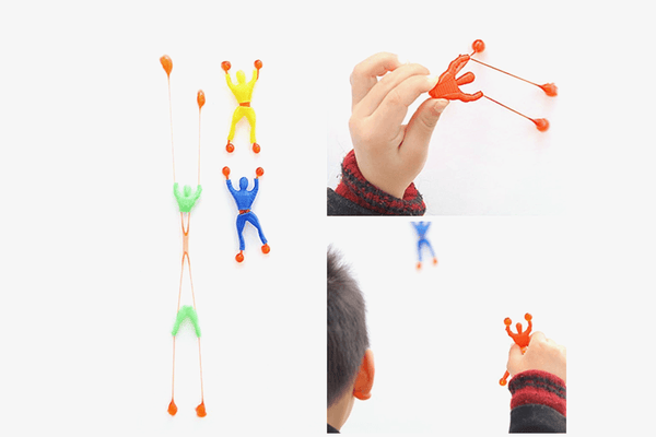 Climbing Sticky Man Toy