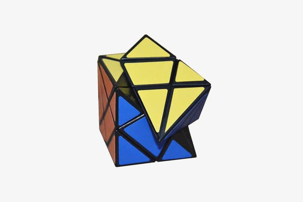 Asymmetrical Magic Cube - Phonebibi