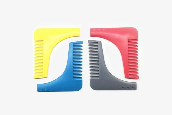 Beard Shaping Shaving Tool (Random Color) - Phonebibi