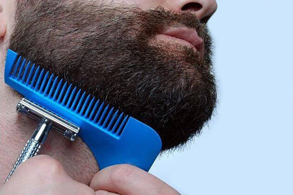 Beard Shaping Shaving Tool (Random Color)