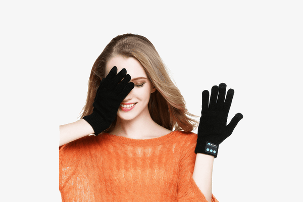 Bluetooth Gloves - Phonebibi
