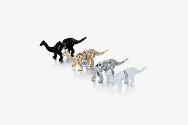 Brontasaurus Earrings - Phonebibi