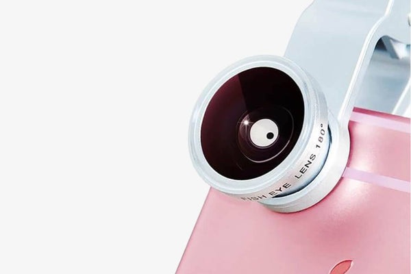 Camera Lens Kit for iPhone & Android - Phonebibi