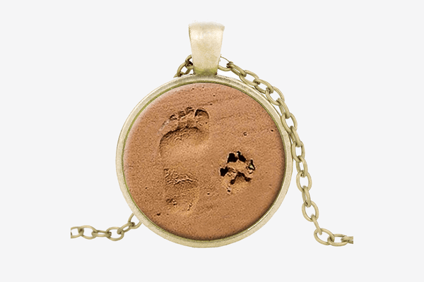 Dog Lover Print Necklace - Phonebibi