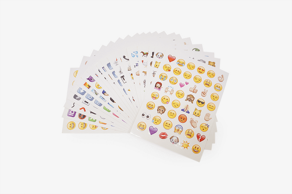 Emoji Mega Stickers - Phonebibi