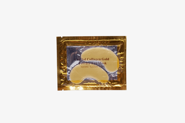 Crystal Collagen Gold Powder Eye Mask - Phonebibi