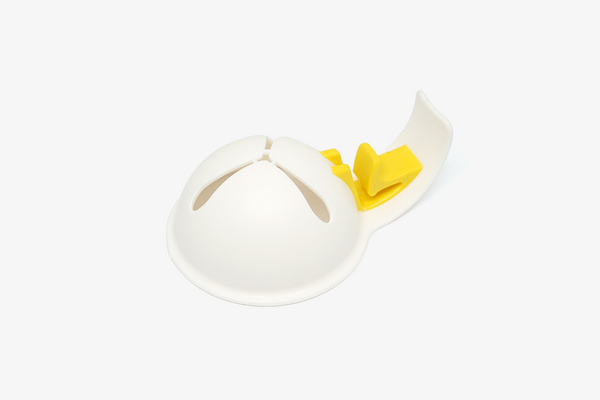 Handy Egg Yolk White Separator (Random Color)