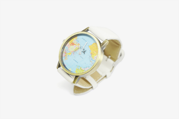 The Globetrotter Watch