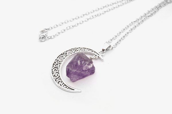 Crystal Healing Necklaces - Phonebibi
