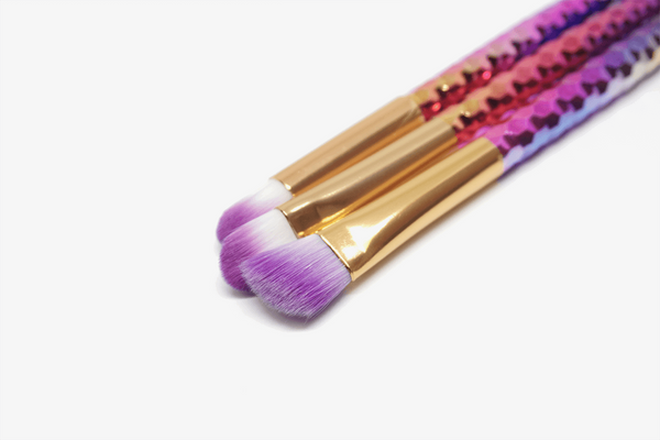 Ultra Soft Rainbow Makeup Brush