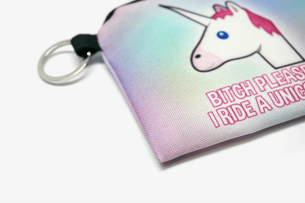 Small Unicorn Makeup Bag