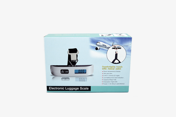 Portable Digital Handheld Luggage Scale