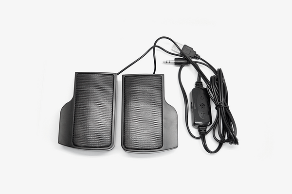 Clip-On Laptop Speakers - Phonebibi