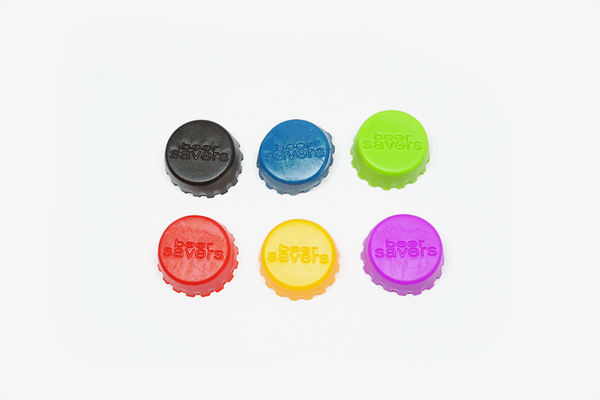Beer Saving Caps (Set of 6) - Phonebibi