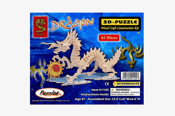 Dragon Puzzle - Phonebibi