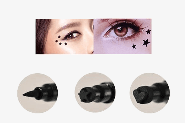 Smooth 2-in-1 Eyeliner Stamp