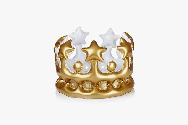 Inflatable King Crown - Phonebibi