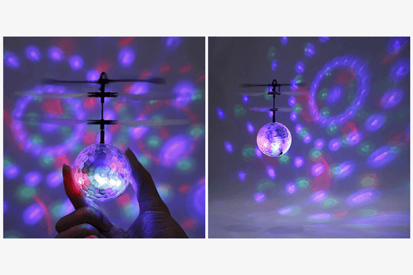 LED Flying Magic Ball