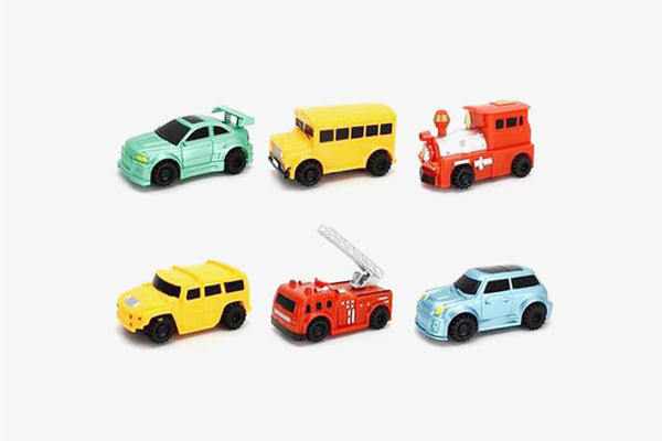 Magic Toy Car Set