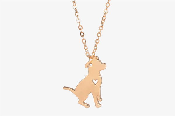 Pet Puppy Pendant