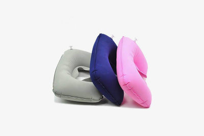 Portable Inflatable Travel Headrest