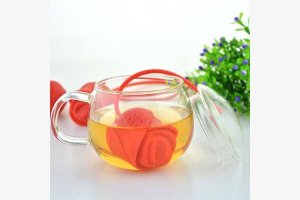 Rose Tea Infuser