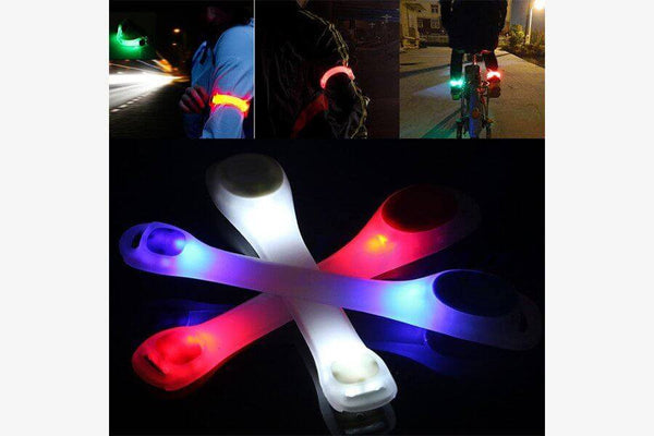 Safety LED Light Armband