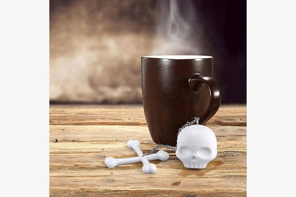 Skull Bone Tea Infuser