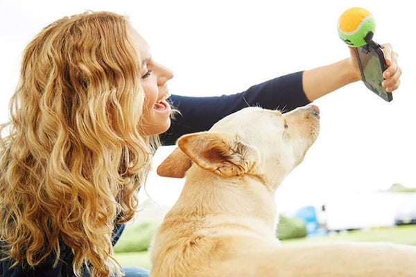 Selfie Ball for Pets