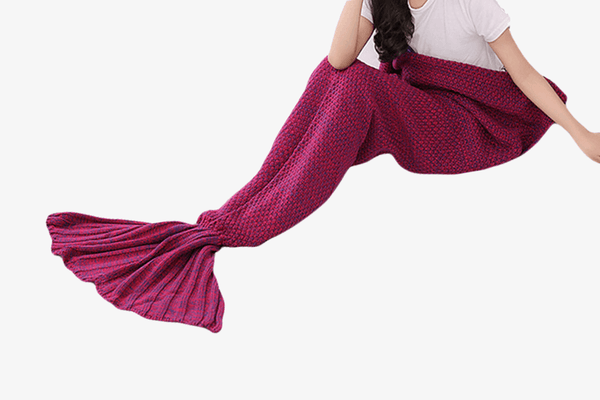 Cozy Mermaid Blanket - Phonebibi