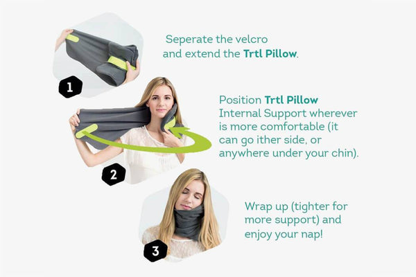 The Ultimate Traveler's Pillow