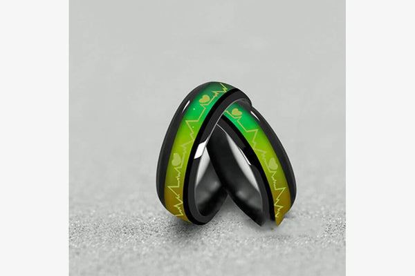 Color Changing Mood Ring - Phonebibi