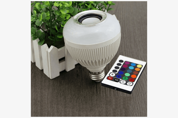 Wireless Bluetooth Lightbulb Speaker - Phonebibi
