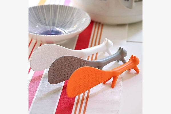 Squirrel Rice Paddle