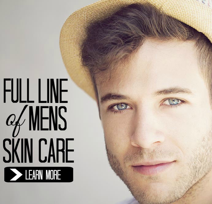 Full Line of Mens Skin Care