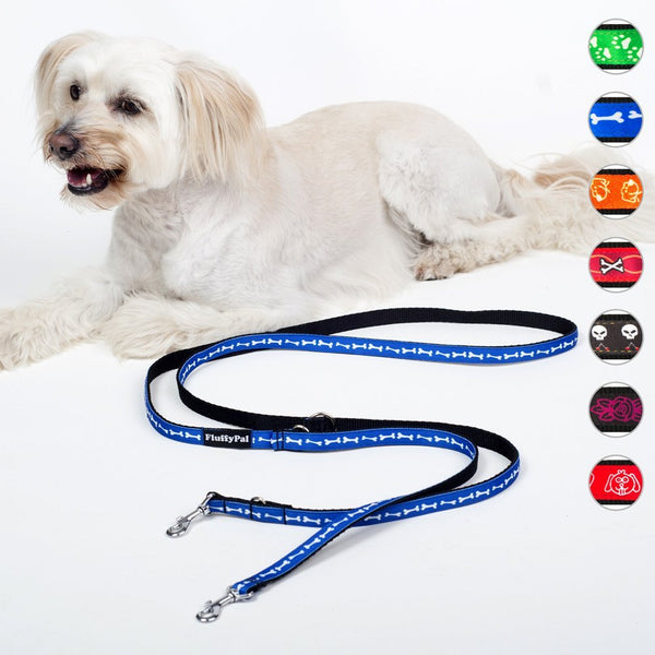 Trendy Multifunctional Dog Leash For Small, Medium and Large Dogs