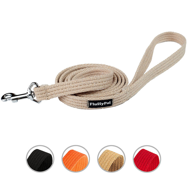 Cotton Dog Leash For Small, Medium and Large Dogs