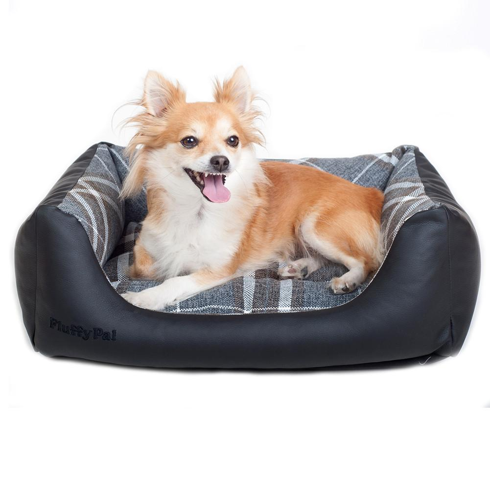 4in1 ZipClean Dog Bed For Extra Small, Small and Medium Dogs