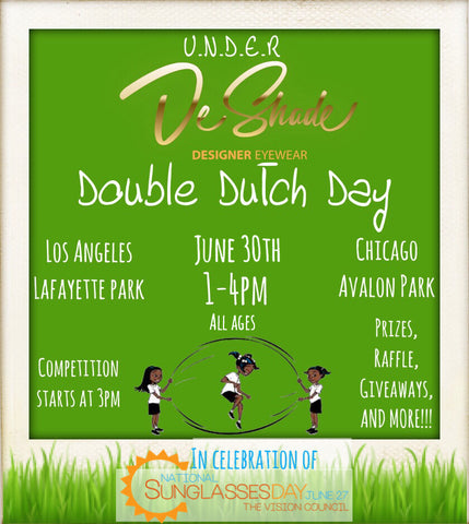 Double Dutch Day