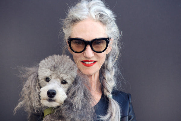Linda Rodin and Winks